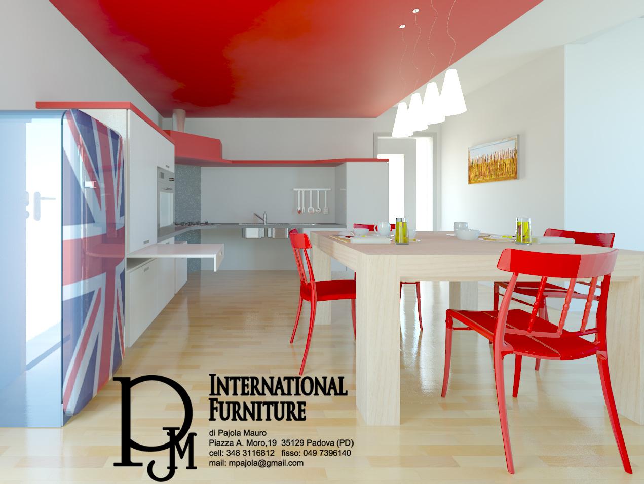 Cucina per Disabili a Padova – Arredamenti PJM International