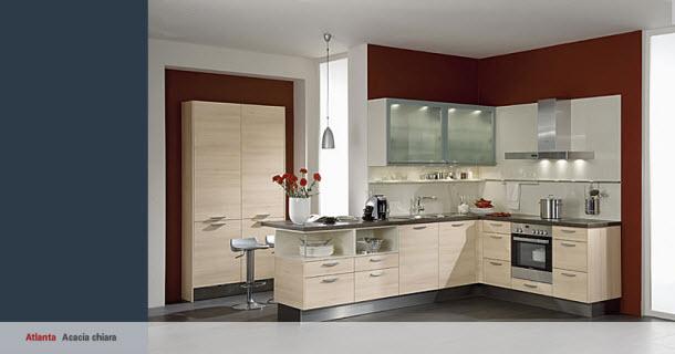 Cucine Chiare ~ Ispirazione design casa