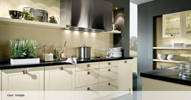 Cucine hacker country padova arredamenti pjm international - Cucine in linea ...