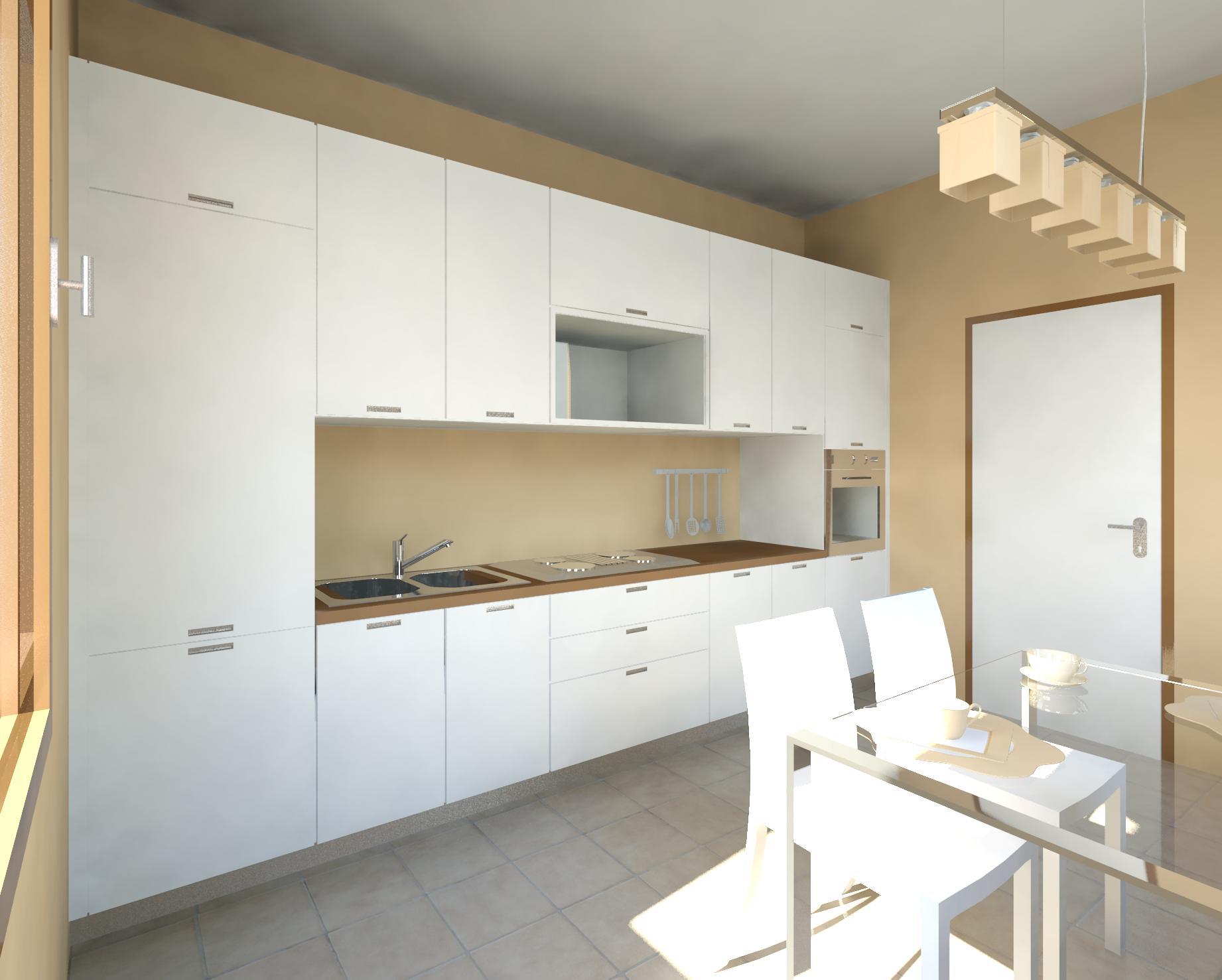 Cucine A Vista Con Bancone : Cucine a vista sul soggiorno. Cucine ...