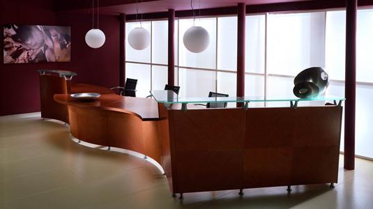 Arredo per ufficio arredamenti pjm international for Arredo ufficio padova