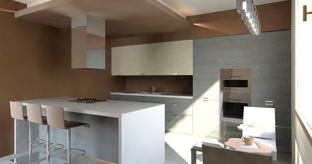 cucina-marrone-610x320