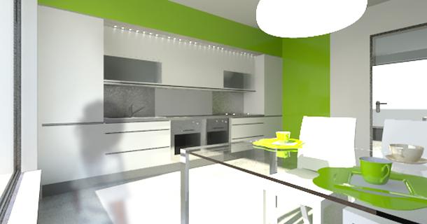 cucina-verde-610x320